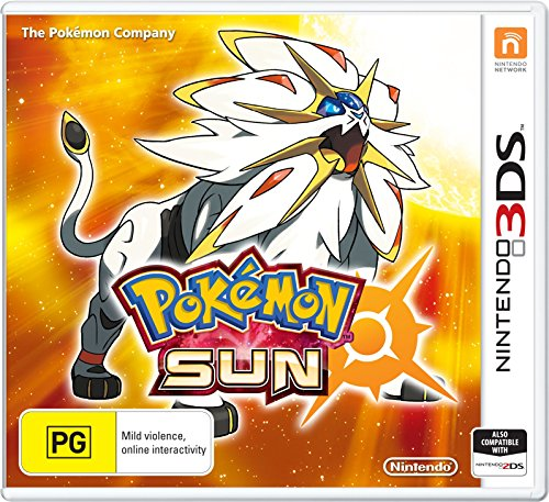 Pokemon Sun, 3DS