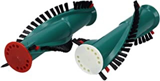 Aresgo compatible con los modelos 118, 119, 120, 121 y 122 de Kobold, y con los modelos Tiger 250 y 251 de Vorwerk, incluye rodillos Tobera para suelos