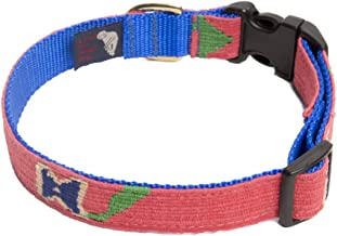 A Tail We Could Wag Dog Collar - Camas Flower
