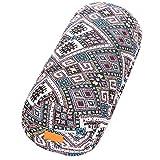 #DoYourYoga Bolster Yoga Rodillo »Krishna« para Yin Yoga 68 x 22 cm - Relleno de espelta orgánica - Cubierta en Coton Lavable - Cojín Zafu Yoga Rodilla - Rulo Pilates o Yoga - Estilo 12