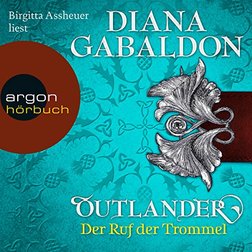 Der Ruf der Trommel (Outlander 4) audiobook cover art