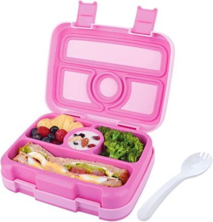 31627be157a0 Amazon.com: kids lunchboxes for girls - Bento Boxes / Travel & To-Go ...