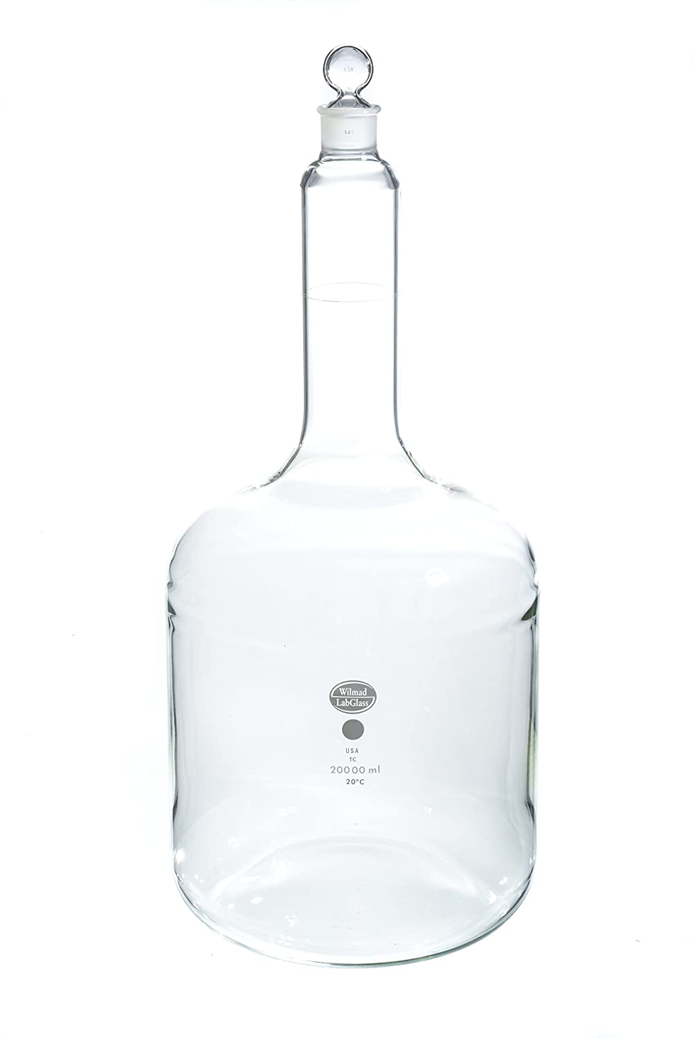 Ranking TOP12 Wilmad-LabGlass LG-8110-134 Class A Flask Reservation Stoppered Volumetric