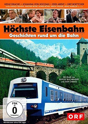 Höchste Eisenbahn - Geschichten rund um die Eisenbahn / Eisenbahngeschichten mit absoluter Starbesetzung