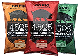 4505 Variety Pack of Small 2.5 Oz Bags