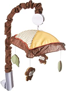 GEENNY Musical Mobile, Boutique Amazon Jungle Animals