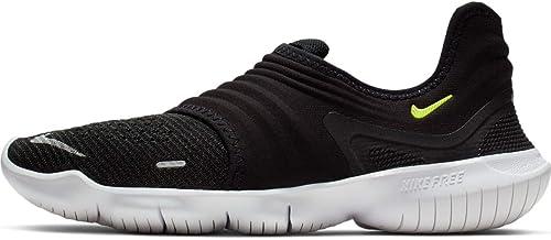 Nike WMNS Free RN Flyknit 3.0, Chaussures d'Athlétisme Femme