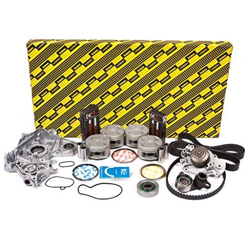 Evergreen OK4016L/2/2/2 Fits 93-96 Honda Prelude VTEC 2.2L SOHC 16V H22A1 Engine Rebuild Kit