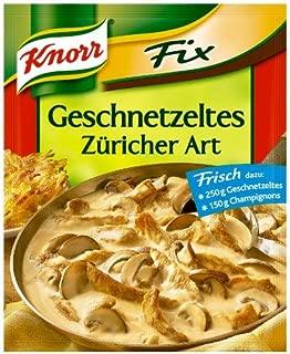 Knorr Fix Geschnetzeltes Zuricher Art Sauce Mix - 1pc