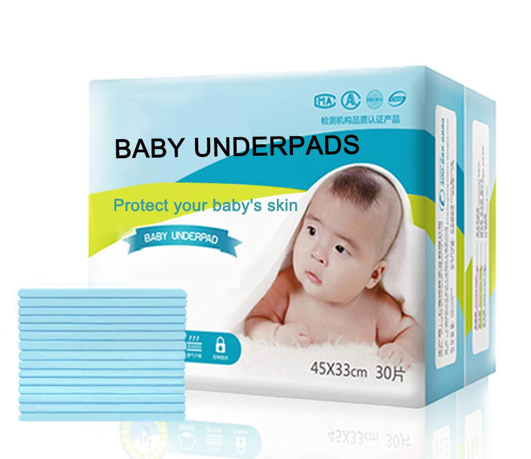 Large special price Baby Disposable Changing Pads 30 In a popularity Chucks Count P High Absorbency