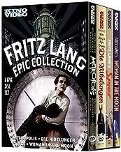 Fritz Lang Epic Collection: (Metropolis/Die Nibelungen / Woman in the Moon / Spies)