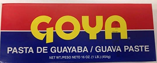 Goya Guava Paste 16 Ounces Rectangular Box
