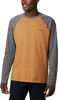 Columbia Mens 1675861 Thistletown ParkTM Raglan Tee Short Sleeve Shirt