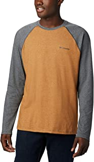 Columbia Mens 1675861 Thistletown ParkTM Raglan Tee Short Sleeve Shirt