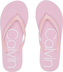 Pastel Pink/White