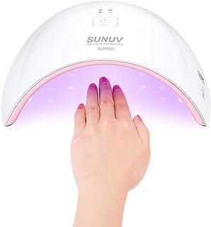 Salandens LED / UV Alta Potencia Lampara Uñas Del Uñas -