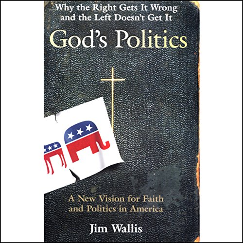 God's Politics audiobook cover art