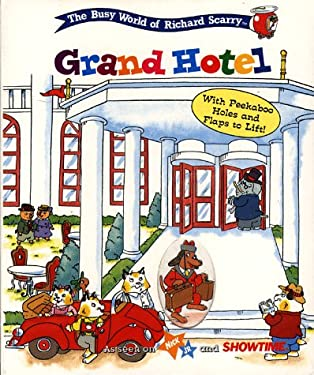 RICHARD SCARRY BEST BOARD BOOKS GRAND HOTEL (Richard Scarry Best Board Books Ever)