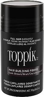 Toppik Hair Building Fibers 12gm - Dark Brown