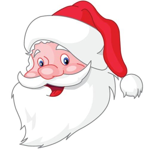 Weihnachten Spiele für Kinder - lustige und lehrreiche Puzzle Lernspiel für Vorschulkindergarten oder Kleinkinder, Jungen und Mädchen jeden Alters