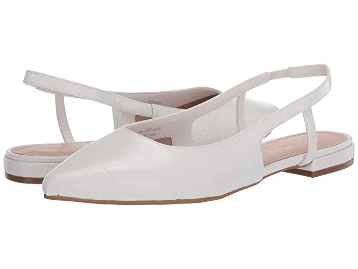 70s Shoes, Platforms, Boots, Heels Chinese Laundry Glow White Womens Shoes $59.95 AT vintagedancer.com