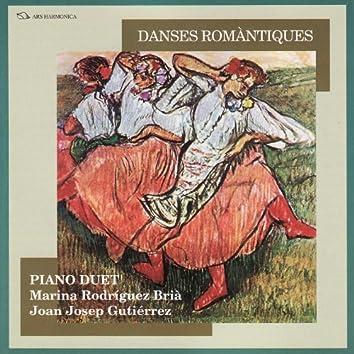 Grieg / Dvorak / Schumann / Moszkowski: Danses Romàntiques
