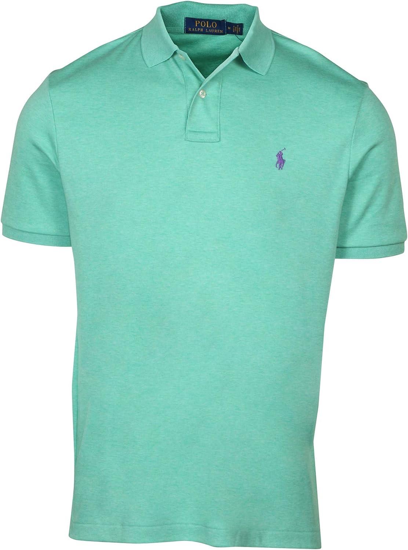 Polo RL Men's Interlock Polo Shirt