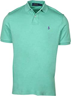 Mens Interlock Polo Shirt