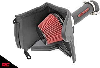 Rough Country Cold Air Intake Compatible w/ 1991-2001 Jeep Cherokee XJ 4.0L Air Intake 10552