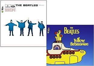 Help - Yellow Submarine - The Beatles 2 CD Album Bundling
