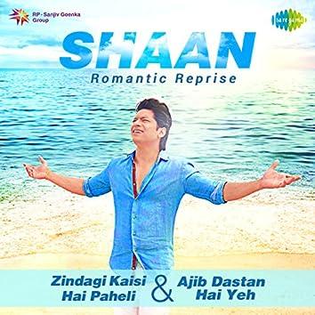 Zindagi Kaisi Hai Paheli / Ajib Dastan Hai Yeh - Single