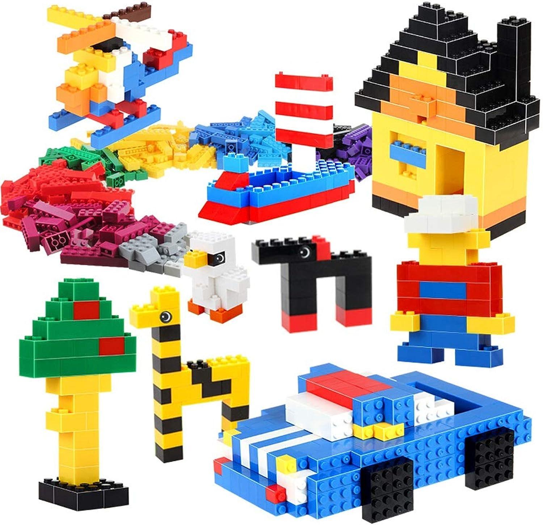 Byx- Bloc  - Bloc  Giocattolo Inserti creativi Piccoli Pezzi Fai da Te Bulk assemblati Giocattoli educativi per Bambini -Giocattoli