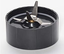 Oulensy 1 X Cross Lame de Rechange pour Le Magic Bullet Juicer Blender Mixer Noir