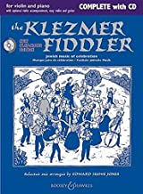 The Klezmer Fiddler: Complete (Book/CD) (English and German Edition)