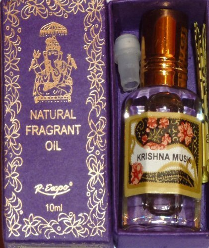 "R-Expo Song of india natural parfumoil""krishna musk"" 10ml"