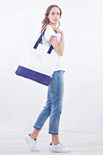 Bags Bolsa de tela y playa, 43 cm