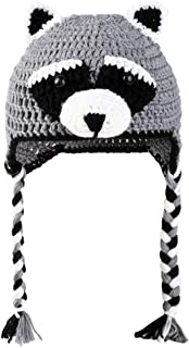 a148109a081 VBG VBIGER Baby Winter Knitted Hat Warm Beanies Hat Cute Animal Cartoon Hat  for Kids Baby