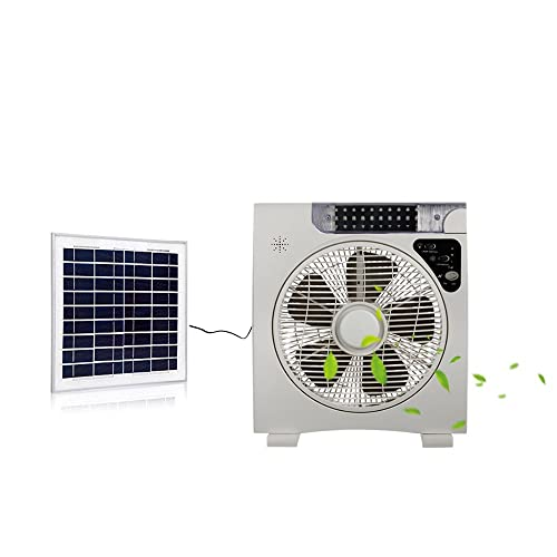 Solar Greenhouse Fan: Amazon com