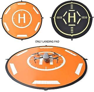 ZHANGLI 110CM Drone Landing Pad for FIMI X8SE, Tello, Runner 250, DJIs, QAV250(Universal for Most of Drones) - Practical F...