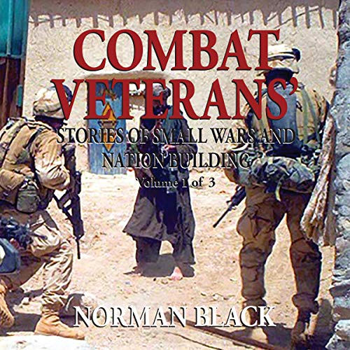 Combat Veterans' Stories of Small Wars and Nation Building: Volume 1 audiobook cover art