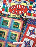 Quilts for Baby: Easy as ABC