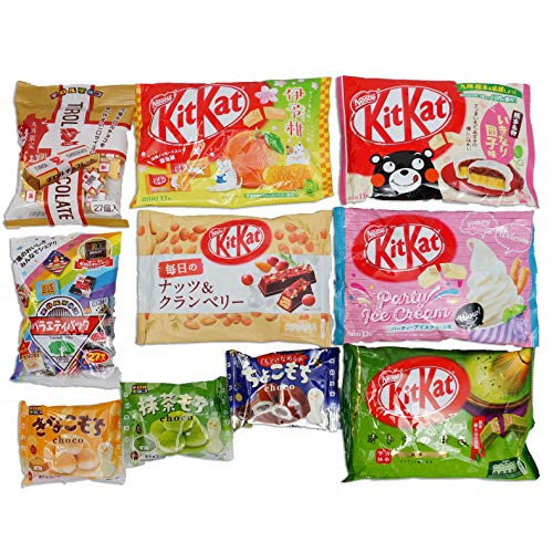 キットカット チロルチョコ 食べ比べセット チロルチョコ九州限定味入り 10袋 詰め合わせ バラエティ