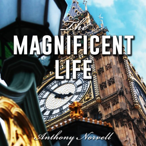 The Magnificent Life audiobook cover art