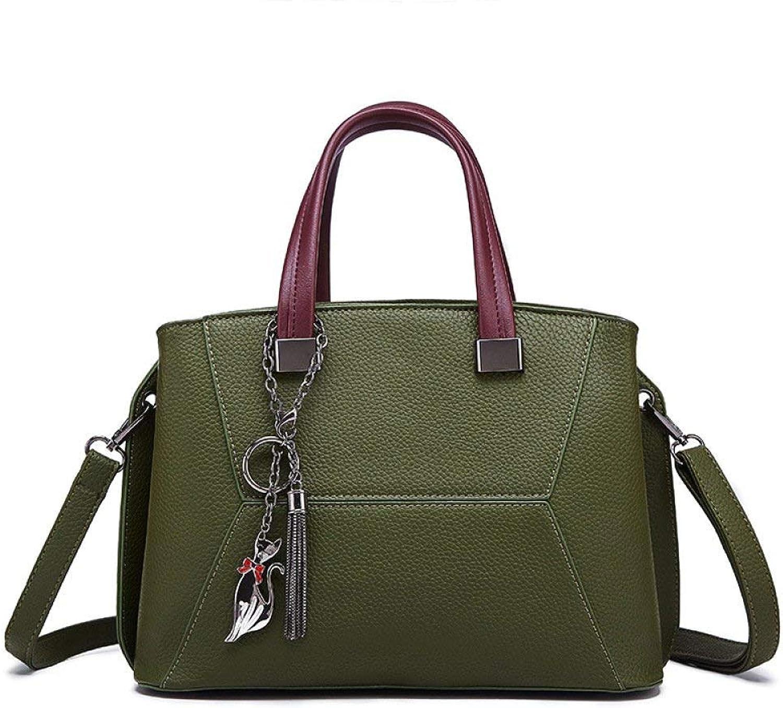 ab300cf85 Handbag New, Women's, Handbag, Fashion, Korean, Lychee, One-Shoulder ...