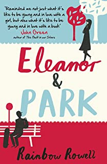 Eleanor & Park by Rainbow Rowell - Paperback