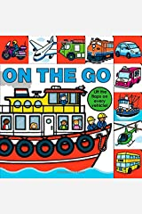 Lift-the-Flap Tab: On the Go Board book