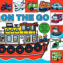 on the go a transportation book