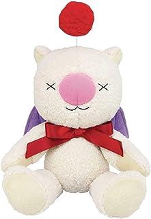 Square Enix Final Fantasy: Fluffy Fluffy Moogle Plush, Multicolor