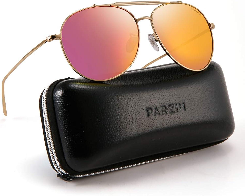 Polarized Aviator Sunglasses for Men Women Metal Frame Driving beach Sunglasses 100% UV Predection