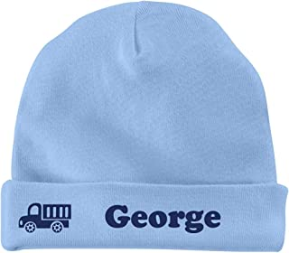 Cute Boys George Hat: Infant Baby Hat